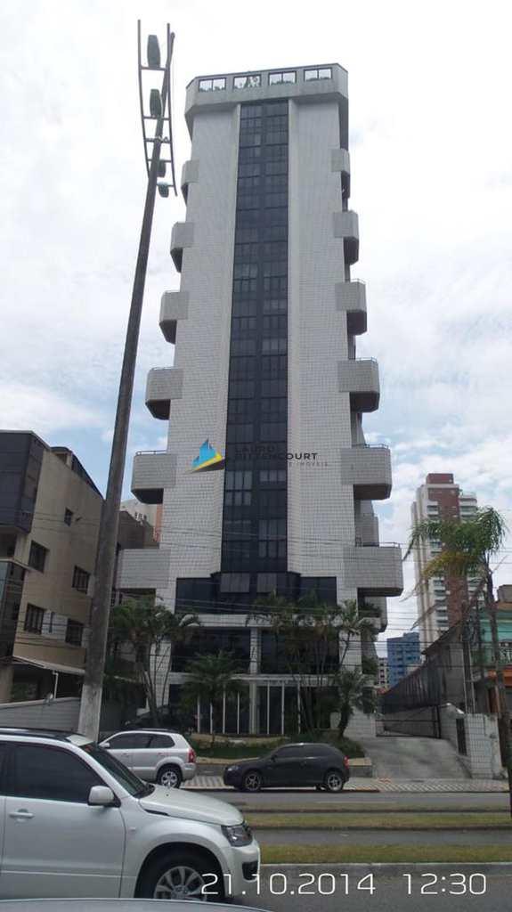Flat em Santos, bairro Ponta da Praia