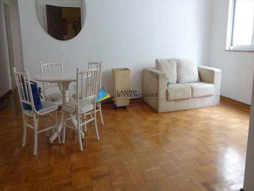 Apartamento, código 5977 em Santos, bairro Boqueirão