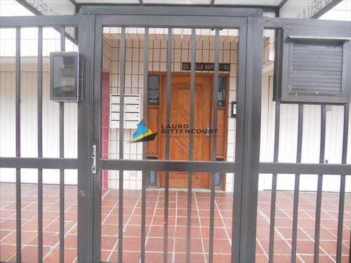 Apartamento, código 5886 em Santos, bairro Aparecida