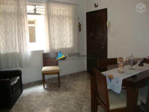 Apartamento, código 5832 em Santos, bairro Embaré