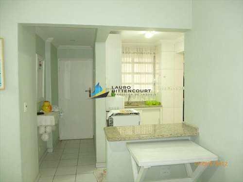 Apartamento, código 5723 em Santos, bairro José Menino