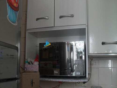 Apartamento, código 5696 em Santos, bairro José Menino