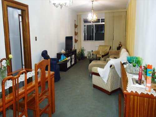 Apartamento, código 5932 em Santos, bairro José Menino
