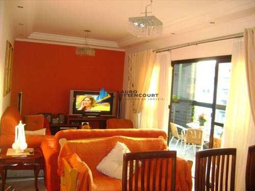Apartamento, código 5561 em Santos, bairro Ponta da Praia