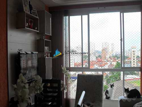 Apartamento, código 5379 em Santos, bairro Aparecida