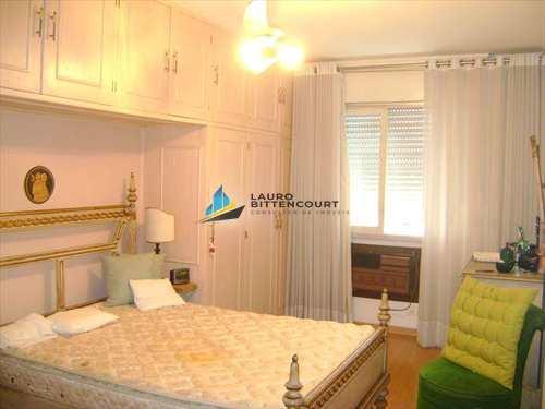 Apartamento, código 5322 em Santos, bairro Gonzaga