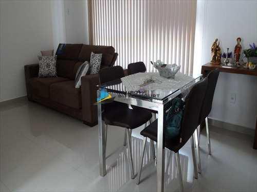 Apartamento, código 5209 em Santos, bairro Boqueirão