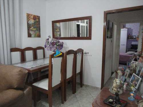 Apartamento, código 4743 em Santos, bairro Aparecida