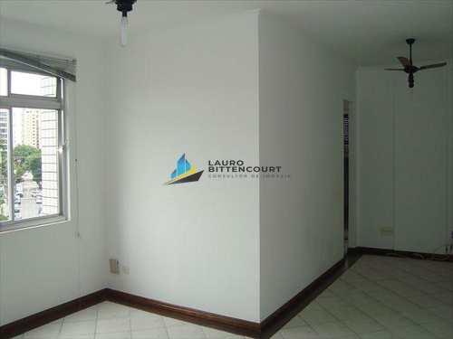 Apartamento, código 4423 em Santos, bairro Ponta da Praia