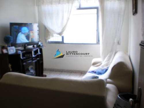 Apartamento, código 4332 em Santos, bairro Macuco