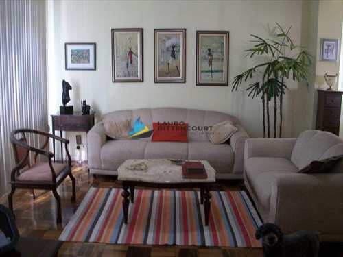 Apartamento, código 4335 em Santos, bairro Boqueirão