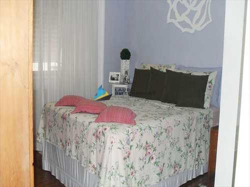 Apartamento, código 3705 em Santos, bairro Aparecida