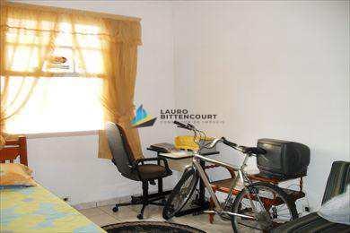 Apartamento, código 863 em Santos, bairro Boqueirão