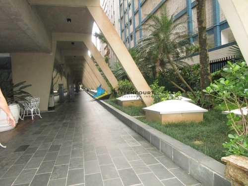 Apartamento, código 7751 em Santos, bairro Aparecida
