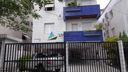 Apartamento, código 7829 em Santos, bairro Ponta da Praia