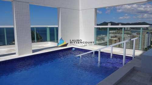 Apartamento, código 7834 em Santos, bairro José Menino