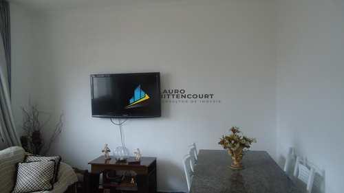 Apartamento, código 7843 em Santos, bairro Aparecida