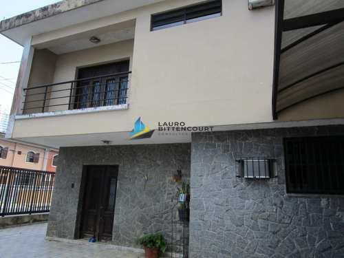 Sobrado, código 7849 em Santos, bairro Ponta da Praia