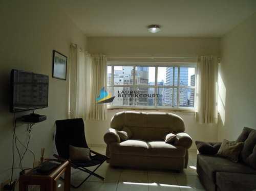 Apartamento, código 7864 em Santos, bairro Gonzaga