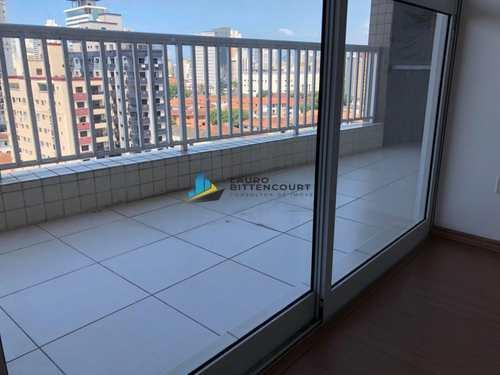 Apartamento, código 7871 em Santos, bairro Encruzilhada
