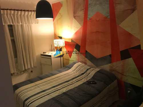 Apartamento, código 7887 em Santos, bairro Boqueirão