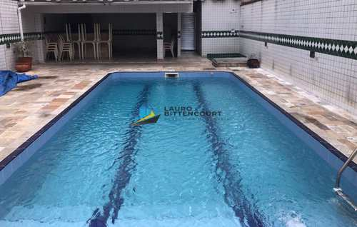 Apartamento, código 7939 em Santos, bairro Marapé