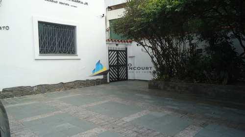Sobrado Comercial, código 7942 em Santos, bairro Encruzilhada