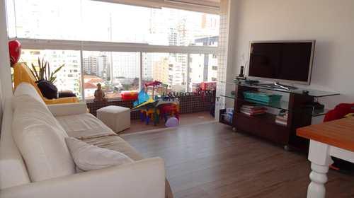 Apartamento, código 7946 em Santos, bairro Gonzaga