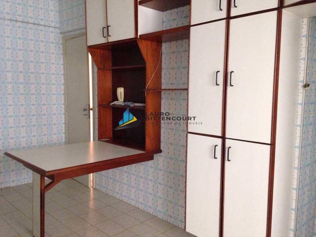 Apartamento em Santos, bairro Pompéia