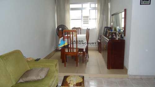 Apartamento, código 7951 em Santos, bairro Boqueirão