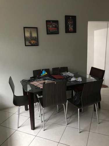 Apartamento, código 7953 em Santos, bairro Encruzilhada