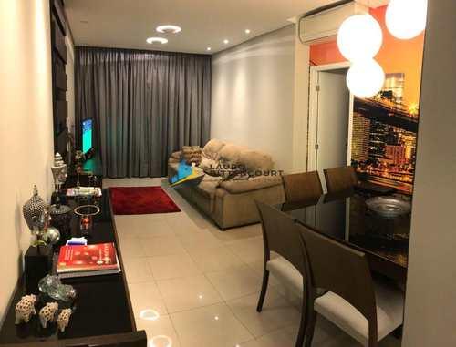 Apartamento, código 7955 em Santos, bairro José Menino