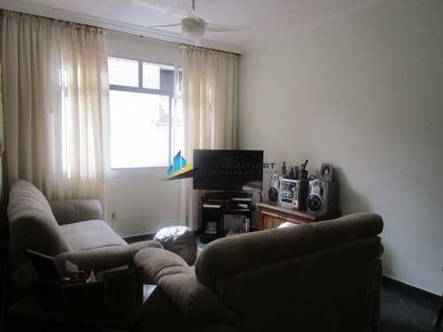 Apartamento, código 7958 em Santos, bairro Embaré
