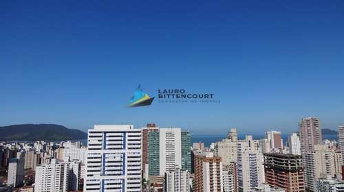 Apartamento, código 7963 em Santos, bairro Boqueirão