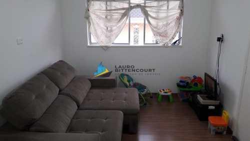 Apartamento, código 7966 em Santos, bairro Marapé
