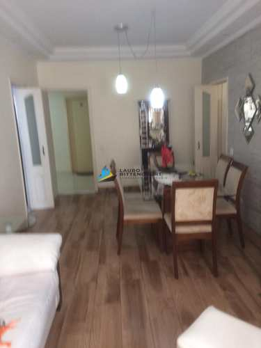 Apartamento, código 7975 em Santos, bairro José Menino