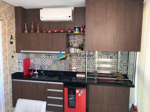 Apartamento, código 7994 em Santos, bairro Boqueirão