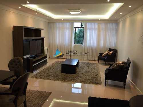 Apartamento, código 8040 em Santos, bairro Boqueirão