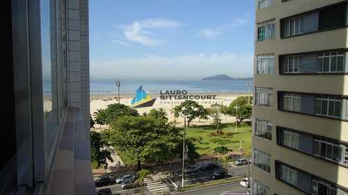 Apartamento, código 8118 em Santos, bairro Gonzaga