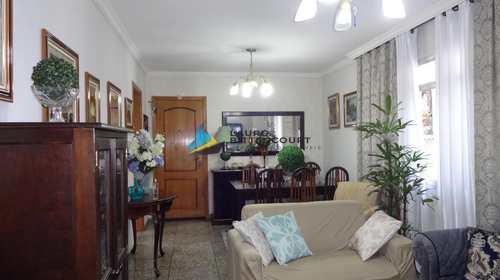 Apartamento, código 8160 em Santos, bairro Embaré