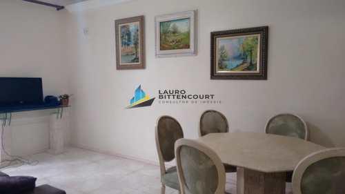 Apartamento, código 8174 em Santos, bairro Gonzaga