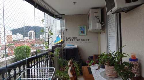 Apartamento, código 8224 em Santos, bairro José Menino