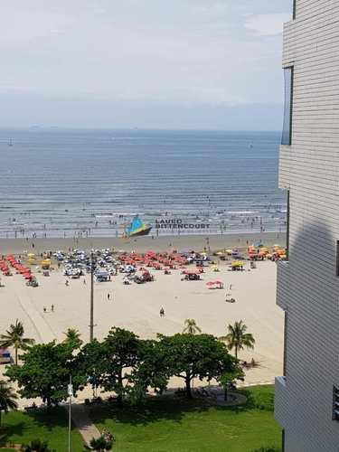 Apartamento, código 8235 em Santos, bairro José Menino