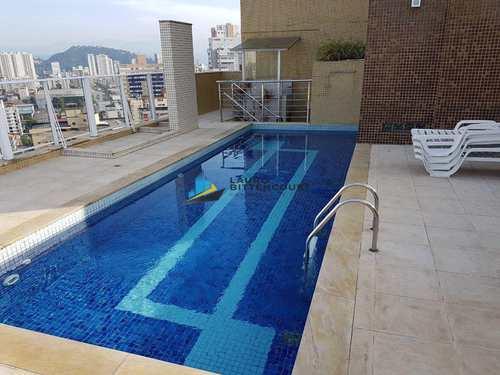 Apartamento, código 8237 em Santos, bairro Gonzaga