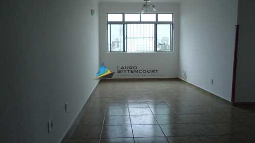 Apartamento, código 8241 em Santos, bairro Boqueirão