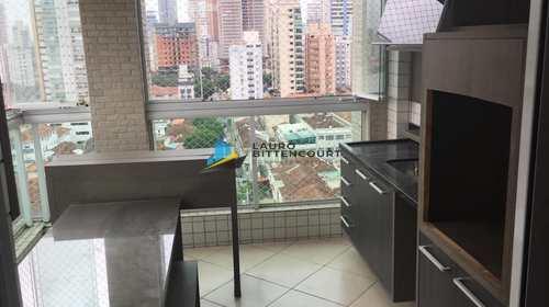 Apartamento, código 8259 em Santos, bairro Pompéia