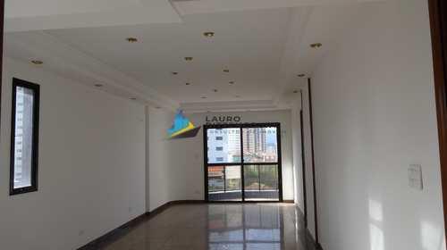 Apartamento, código 8286 em Santos, bairro Boqueirão