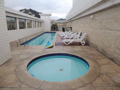 Apartamento, código 8324 em Santos, bairro José Menino