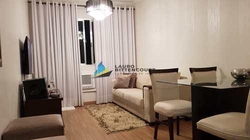Apartamento, código 8334 em Santos, bairro Campo Grande