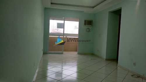 Apartamento, código 8340 em Santos, bairro Boqueirão